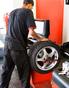 Tire Rotation & Balance | Copperas Cove, TX